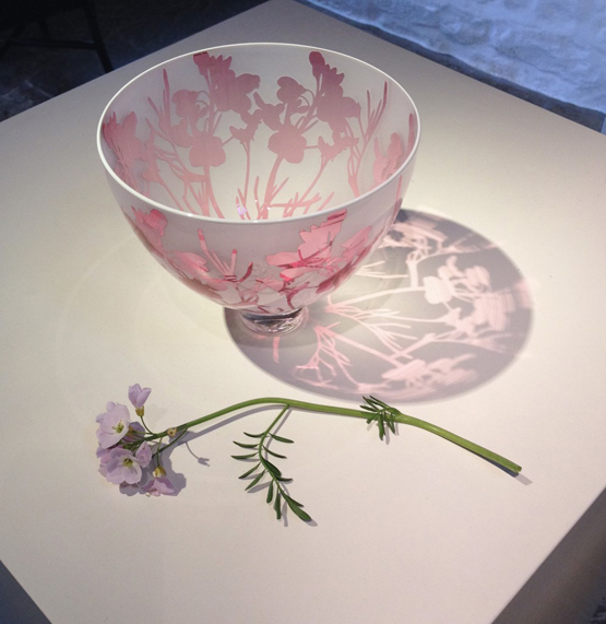 The Cuckoo Flower Limited Edition Bowl 1